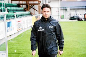 Mattias Nylund, tränare SDFF.