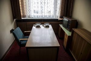 Stasimuseet bjuder på grå underrättelsetjänstvardag, paranoid misstänksamhet och tragiska människoöden i diktaturens DDR.   Foto: Johan Öberg