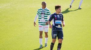 Juan, mittback, provspelare från Håbo FF.