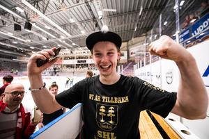 Dahlén prisas nu som årets MVP i Hockeyallsvenskan. Foto: Magnus Lejhall (Bildbyrån).
