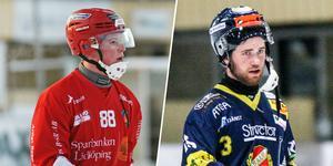 Lidköping och Falu BS drabbar samman.§