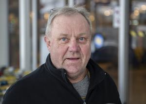 Stefan Johansson, 66, egen företagare, Sundsvall