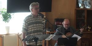 Jan Peder Forsberg och Dennis Larsson.