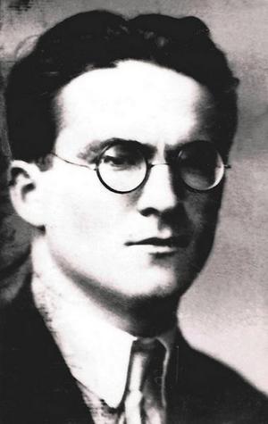 Den 26-årige religionshistorikern och författaren Mircea Eliade 1933. Foto: Okänd