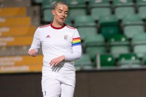 Jennifer Larsson och hennes Selånger förlorade på lördagen.
