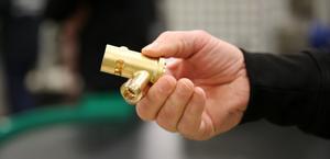 Mattsson Metal tillverkar varmpressade metalldetaljer.