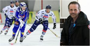 Edsbyns tillförordnade ordförande Lars Lindh ser Edsbyn som en utmanare till SM-guldet nästa säsong – och varför inte med Villa som motståndare.