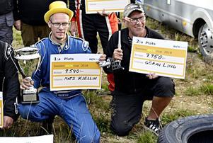 Hälsingar i den historiska cupens topp 2018 – segraren Mats Kjellin, Ljusdal, och Göran