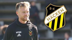 Dennis Widgren jagas av allsvenska konkurrenten BK Häcken.
