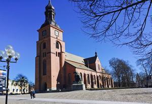 Foto: Anders Norin.Klockan 9.30 den 1 maj genomförs en gudstjänst i Kristine kyrka på temat demokrati, öppenhet och mångfald.