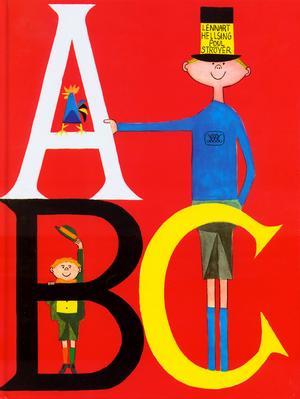 Tillsammans med den danske illustratören Poul Ströyer skapade Lennart Hellsing den spralliga läseboken