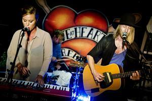 2013 deltog bandet Like Swimming på Live At Heart. Arkivbild: Lennart Lundkvist