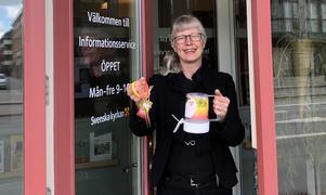 Ewa Selin är kyrkoherde i Svenska kyrkan i Örebro, och är en av många inblandade i kampanjen. Foto: Mia Bylander