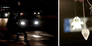 Det är dags att börja förbereda sig för mörkret, både som bilist och gångtrafikant, skriver insändarskribenten.