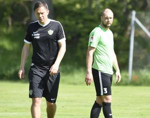 Christer Persson och Tom Siwe.