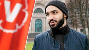 Riksdagsledamoten Daniel Riazat var tidigare länsordförande för Vänsterpartiet i Dalarna. Turbulensen i distriktet har inte undgått honom.