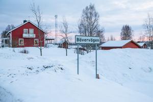 """Bävervägen börjar – eller slutar – i Norråker. Turistvägen löper i Ångermanland mellan Norråker och Långsele  via Hoting, Rossön, Backe och Ramsele. Och den har bidragit till namnet """"Beaver Trap Trail""""."""