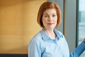 Anna Starbrink (L), hälso- och sjukvårdslandstingsråd. Foto: Frida Rönnholm