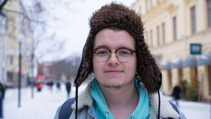 Wille Johansson, 22 år, Student: