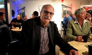 Efter kafferasten under torsdagens  kommunfullmäktige berättade Tyge Olsson om sitt medborgarförslag för Säters politiker.