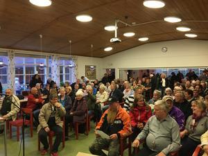 Live-debatt om tryggheten i Krylbo.