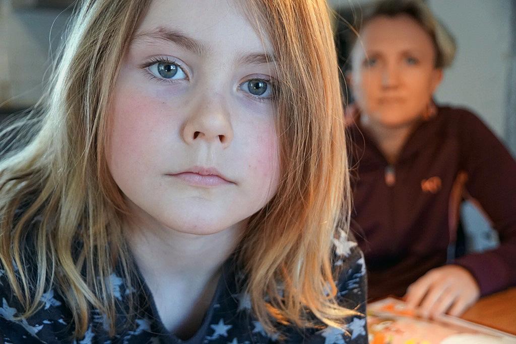 Sju-åriga Elin Grönvall beviljas inte skolskjuts trots sitt funktionshinder.