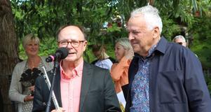 Torbjörn Eklund är årets kulturpristagare.