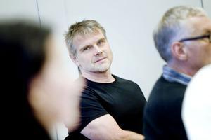 """Höjer kvalitén. """"Det är ett sätt att höja kvalitén och använda resurserna på ett bättre sätt"""", säger Christer Hjertner, produktionschef på SKF Couplings i Hofors."""