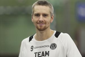 Patrik Ahlgren har spelat merparten av sin karriär i Ockelbo med Åmots IF, men nu jagar 32-åringen poäng i Bollnäs.