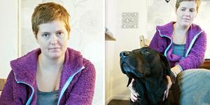 Emelie Eriksson har ataxi, en sjukdom som gör att nervtrådarna i lillhjärnan förtvinar och dör.