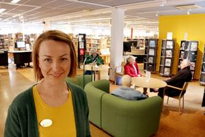 – Vi kommer att ha öppet som vanligt när ombyggnaden till meröppet bibliotek görs med undantag av två dagar när entrédörrarna ska bytas, säger bibliotekarie Solvita Lasmane.