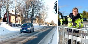 Kommunens projektledare Mikael Johansson är nöjd över extrapengarna.