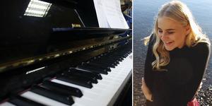 – Det blir en extra motivation till att fortsätta att spela och öva när det är någon som gillar det jag gör, Anna Staverfeldt