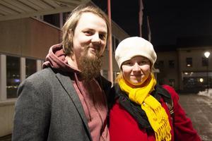 Linus Züchner och Sara Larsson har båda varit delaktiga i Maj Generation.