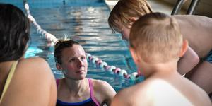 Sara Jacobsson driver simskolan i Funäsdalen sedan flera år tillbaka. Med hjälp av ett EU-stöd från Leader har hon kunnat bland annat kunna skicka personal på vidareutbildning. Foto: Privat