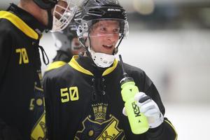 AIK har övertygat under försäsongen. På bilden Dimitrij Loginov, en av fyra ryska nyförvärv.
