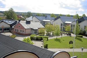 Närmare hundra nya elever väntas börja på Rudbecksgymansiet efter sommarlovet.
