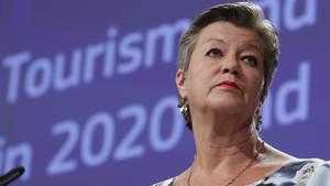 LARS STRÖMAN: Ylva Johansson ger för mycket till de ansvarslösa