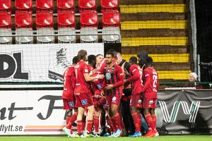 ÖFK planeras in i Superettan kommande säsong. Foto: Foto: Johan Axelsson (Bildbyrån).