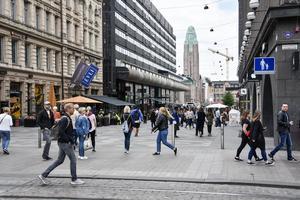 Nyöppnat. Region Stockholms cancervård har en ny mottagning i Finland. Foto: Wiktor Nummelin/TT