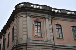 Vad som kommer att hända i Svenska Akademien under torsdagens sammankomst är fortfarande ovisst.  Foto: Henrik Montgomery/TT/Arkivbild.