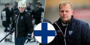 Esa Määttä och Ari Holopainen. Bild: Christoffer Million / Andreas Tagg