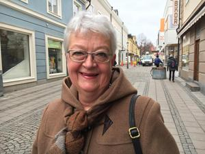 Anna-Karin Lidhamn,  66 år, Irsta.