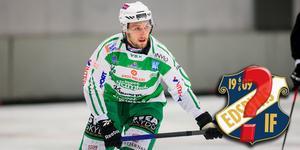Simon Jansson har lämnat VSK – när Edsbyn har presskonferens på tisdagen väntas han presenteras av sin nygamla klubb.