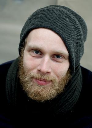 Fredrik Wimmercranz. Bild: Håkan Humla