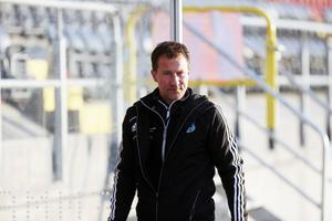 Peter Andersson har stor erfarenhet inom länsfotbollen efter åren som tränare och idrottskonsulent. Nu kliver han in som ny verksamhetschef för Storsjöcupen. Foto: Lisa Johansson