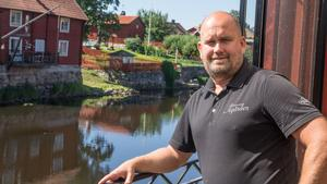 Andreas Haglind med Åkrögarna AB, Årets företagare i Västra Mälardalen, Köping/Arboga.