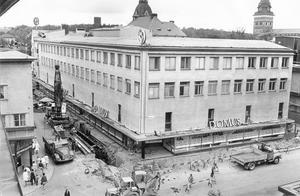 Domus juni 1970. Foto: VLT:s arkiv