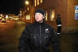 Lars Andersson har jobbat på Ericsson i 15 år.