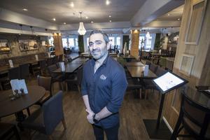 Medan kvarterspizzerian Isak's Corner har plats för 24 gäster har Le Chef 168 platser inomhus plus 70 på uteserveringen. Lokalen har både för- och nackdelar, menar Shady Bachaalani.